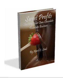 Chocolate Fountaisn Business eBook - step-by-step guide to starting your own chocolate fountain rental business.