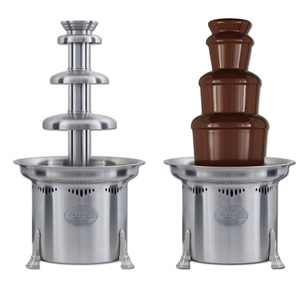 Sephra Cortez Small Commercial Chocolate Fondue Fountain