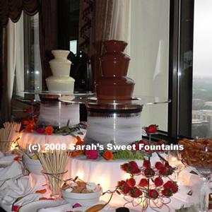 Sephra Elite Chocolate Fondue Fountain Business Pack